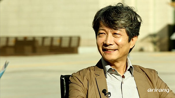Choe Jun-ho, the artistic director for the Years 2015-2016 of Korea-France Bilateral Exchanges </div>
