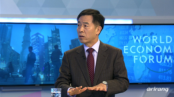 Impact of World Economic Forum on the Korean Economy