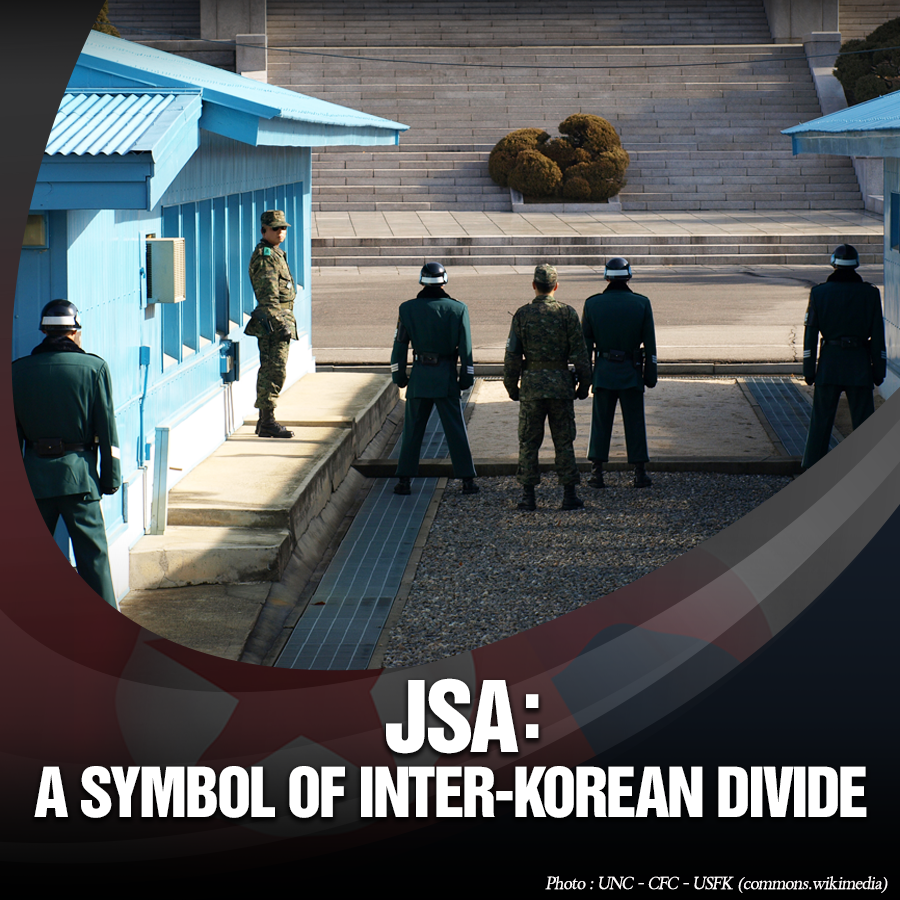 JSA: A Symbol of Inter-Korean Divide