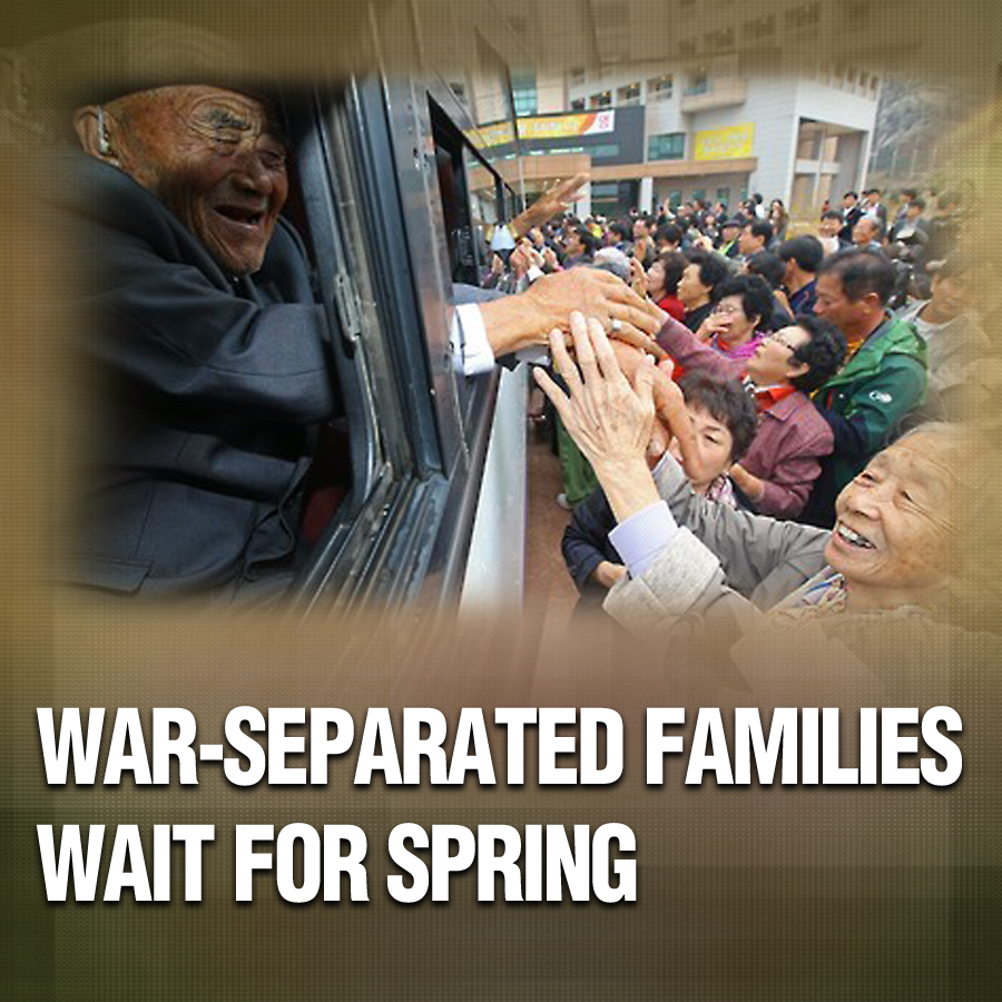 War-Separated Families Wait for Spring