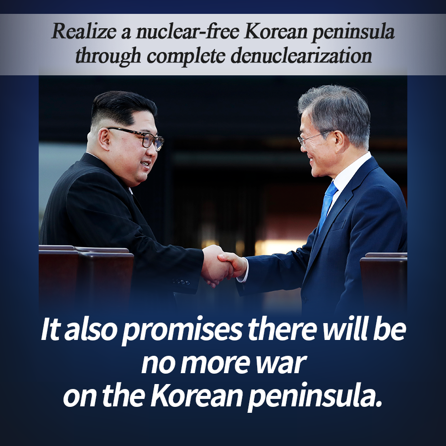 """Declare an end to the war and establishing a peace regime this year&#34;<br>