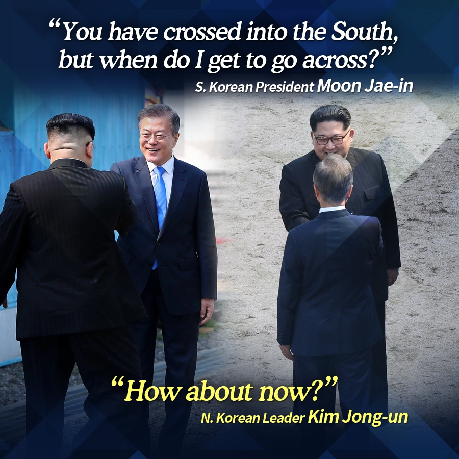 """You have crossed into the South, but when do I get to go across?&#34;<br>