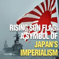Rising Sun Flag: A Symbol of Japan's Imperialism