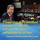20th Korea-ASEAN Summit held in Singapore