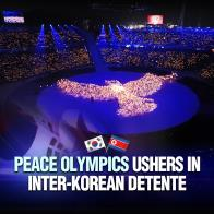 Peace Olympics Ushers in Inter-Korean Detente
