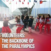 Volunteers: The Backbone of the Paralympics