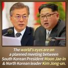History of Inter-Korean Summit