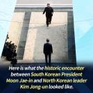 Two Korean Leaders Make History