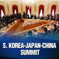 S. Korea-Japan-China Summit