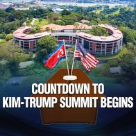Countdown to Kim-Trump Summit Begins