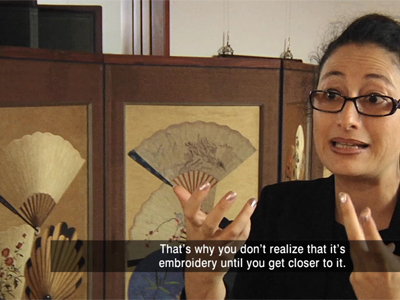 The Past and Future Created through Strands of Thread - Thread Artist Son In-suk Ep148