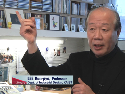 Interactive Design with People at its Center - Lee Kun-pyo, Professor of Industrial Design at KAIST Ep149