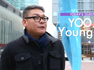 [The 'Greetingman' Project: Spreading Korean Public Art Around the World] - artist scultor, Young-ho Yoo Ep154