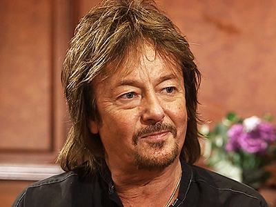 Chris Norman, the former lead vocalist of the legendary rock band Smokie Ep223