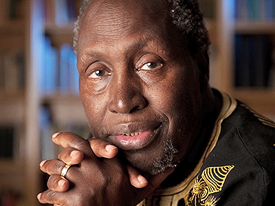 A sit-down with Kenyan writer Ngũgĩ wa Thiong'o, the master of modern African Literature Ep231