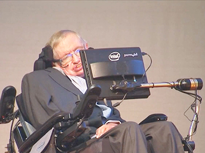 InfoScope _ Hawking: Space Travel Vital for Survival of Humanity