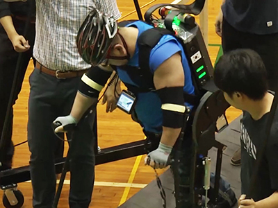 InfoScope _ Korea Ranks Third at Cybathlon