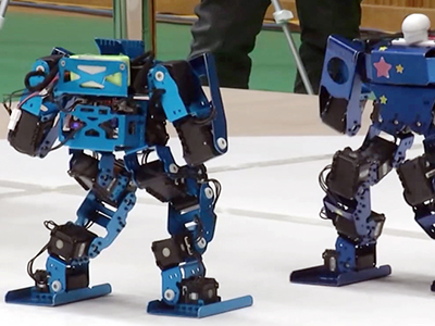 InfoScope _ ROBOT COMPETITION NURTURES DREAMS OF STUDENTS