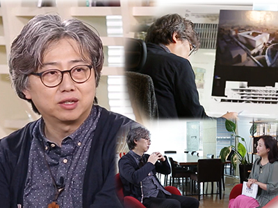 The Innerview 2017 Ep.12 : Lim Jin-woo, the CEO of Junglim Architecture